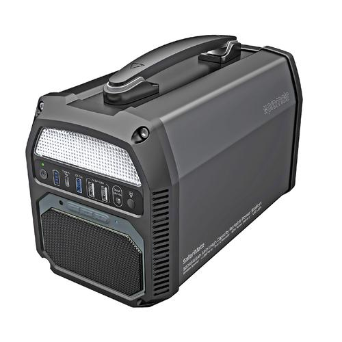 300W/41.6Ah All-in-1 High Capacity Portable Power Station