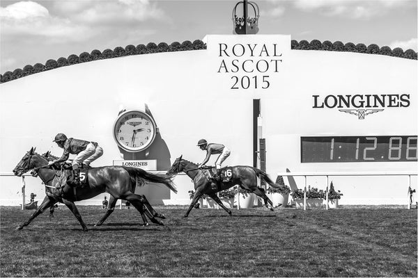 Royal Ascot Finish Line