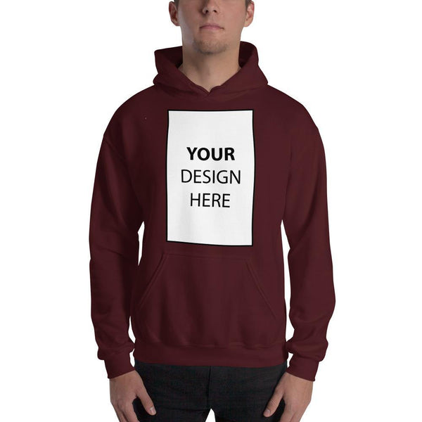 Customize your Hooded Sweatshirt