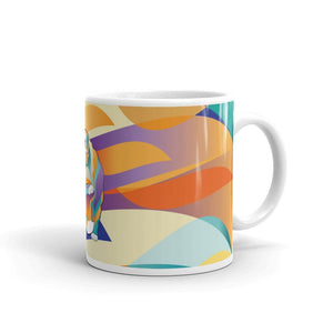 11oz Percival Cat | Mug Kadance Shop