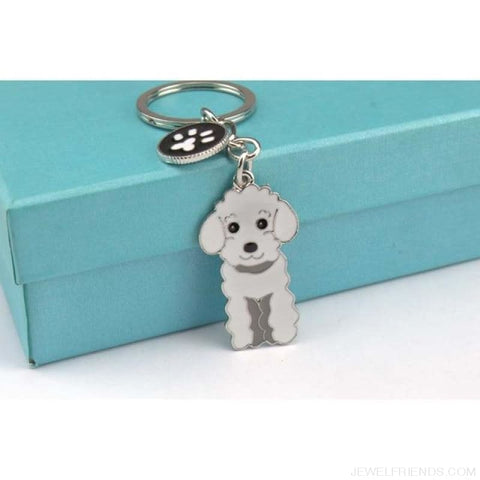 Cartoonish Dog Breed Keychains - 11 - Custom Made | Free Shipping