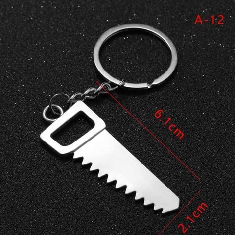 Mini Creative Wrench Spanner Key Chain - 12 - Custom Made | Free Shipping