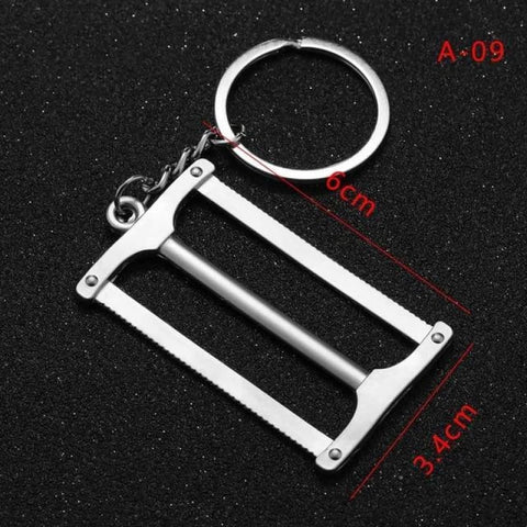 Mini Creative Wrench Spanner Key Chain - 9 - Custom Made | Free Shipping