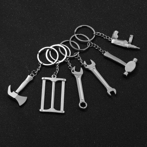 Mini Creative Wrench Spanner Key Chain - Custom Made | Free Shipping