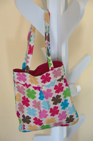 Little Girl Bag Sewing Pattern Pieces  Pattern Pieces free sewing patterns - Lorelei Jayne