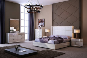 Pat Modern Bedroom Collection