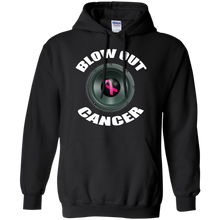 BLOW OUT Pullover Hoodie 8 oz.