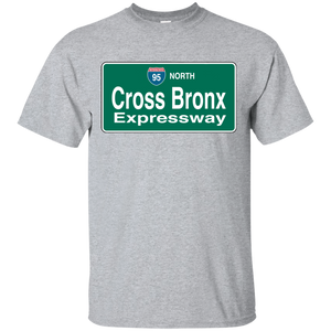 95 NORTH CROSS BRONX EXPWY  T-Shirt