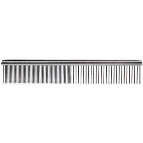 "Paw Brothers Greyhound Style Fine/Coarse Comb 5"", Chrome"