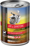Essence Wet Dog Food Air & Gamefowl 13oz Can