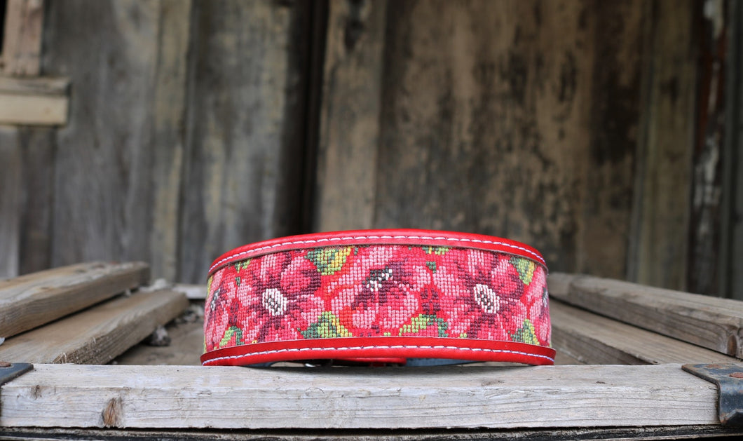 The Sofia - Red Floral