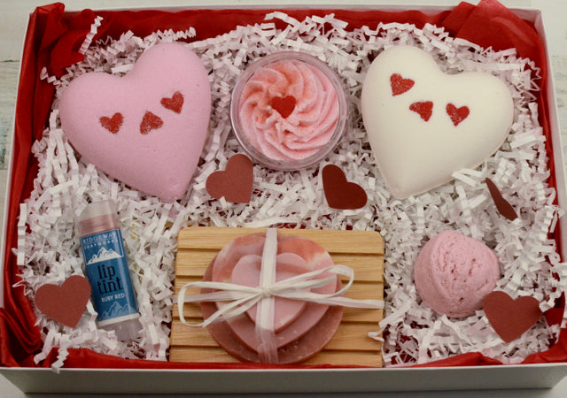 I Love You Valentines Gift Set
