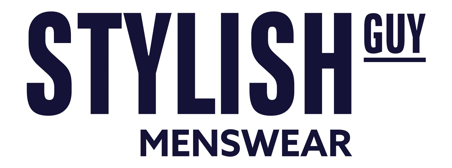 The Stylish Guy Menswear Logo