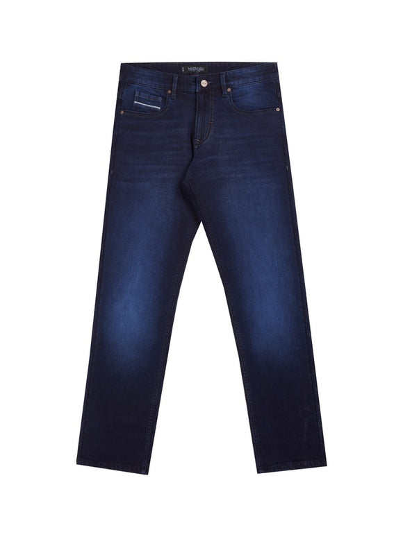 MISHMASH Blue Denim Slim Fit Jeans