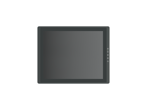 "VIO-117-PC100 17"" 4:3 IP65 Industrial Touchscreen Computer"