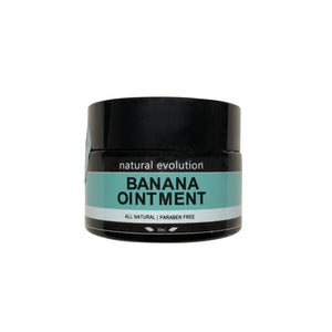 Natural Evolution Banana Ointment - 30ml