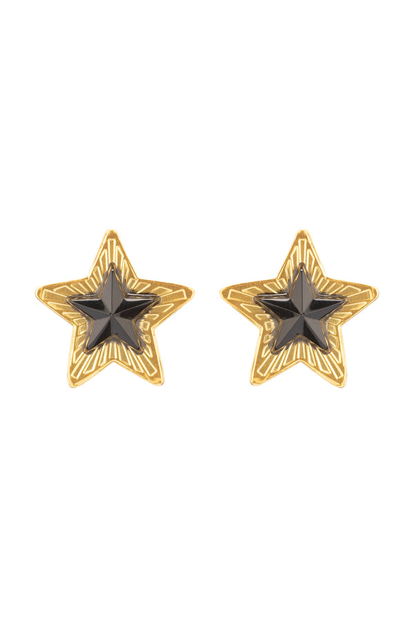 Mi Estrella Petite Earrings