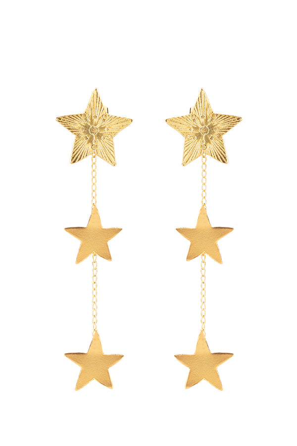 Cinturon de Orion Earrings