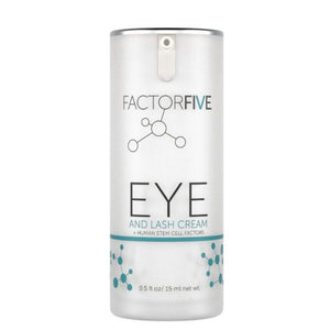 FACTORFIVE Eye/Lash Cream-Christopher Jones MD PC