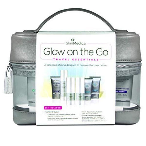 SkinMedica Glow On The Go Travel Essentials System-Christopher Jones MD PC
