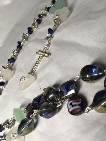 Double beach blessing rosary