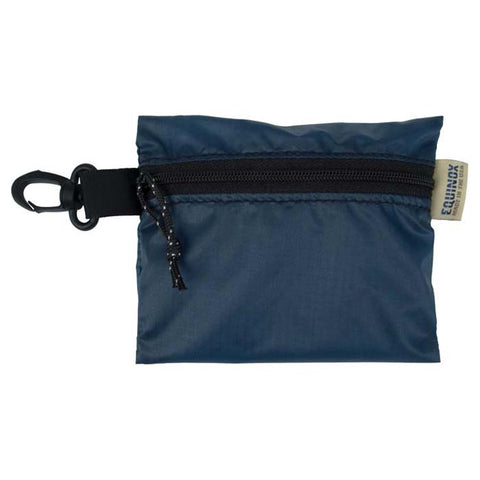 "Equinox Marsupial Pouch 4"" X 5"" Blue"