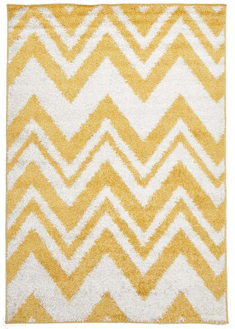 Viva Collection 805 Yellow Rug