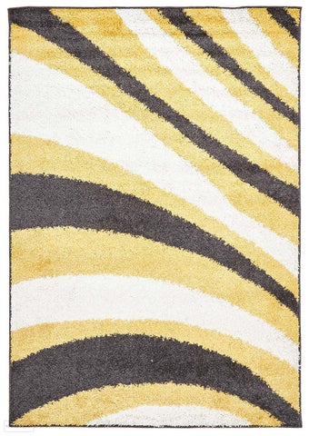 Viva Collection 807 Yellow Rug