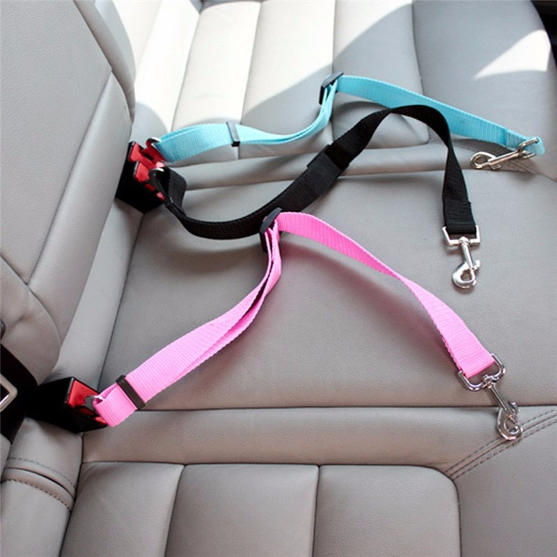 1pc Nylon Pets Puppy Seat Lead Leash Dog Harness