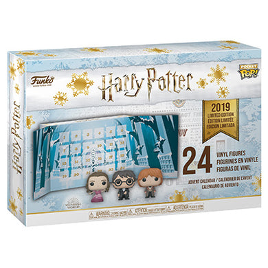 PRE-ORDER - 11/2019 Pocket POP! Advent Calendar: Harry Potter New 2019