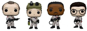 PRE-ORDER - 07/2019 POP! Ghostbusters Bundle of 4