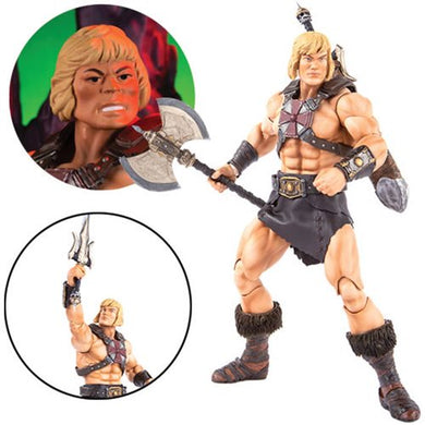Masters of the Universe He-Man 1:6 Scale Action Figure Free Ship