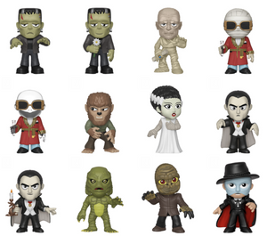 PRE-ORDER - Mystery Mini: Universal Monsters, 1 Single box