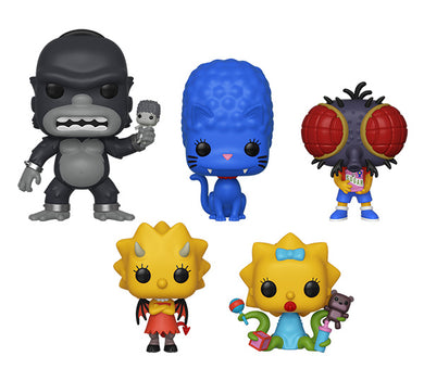 PRE-ORDER POP! Animation: Simpsons S3 Bundle of 5