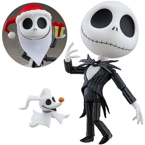 PRE-ORDER - 08/2019 The Nightmare Before Christmas Jack Skellington Nendoroid Action Figure