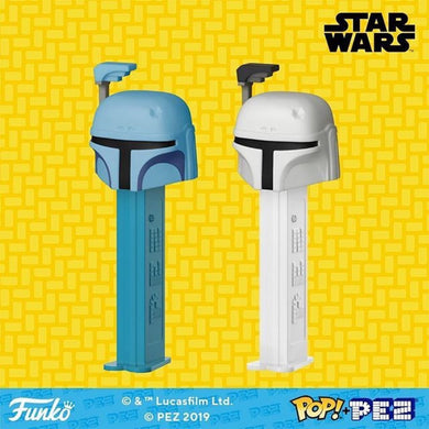 PRE-ORDER - POP! PEZ: Boba Fett Bundle of 2