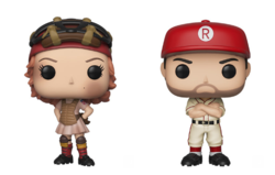 PRE-ORDER - POP! Movies: A League of Their Own, BUndle of 2
