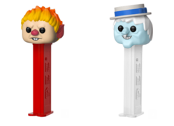 PRE-ORDER - POP! PEZ: The Year Without Santa Claus, Bundle of 2