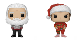 PRE-ORDER - 08/2019 POP! Movies: The Santa Clause Bundle of 2