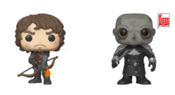 PRE-ORDER - POP! GOT: Game of Thrones Bundle of 2
