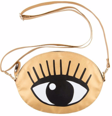 Eyes on You Shoulder Bag