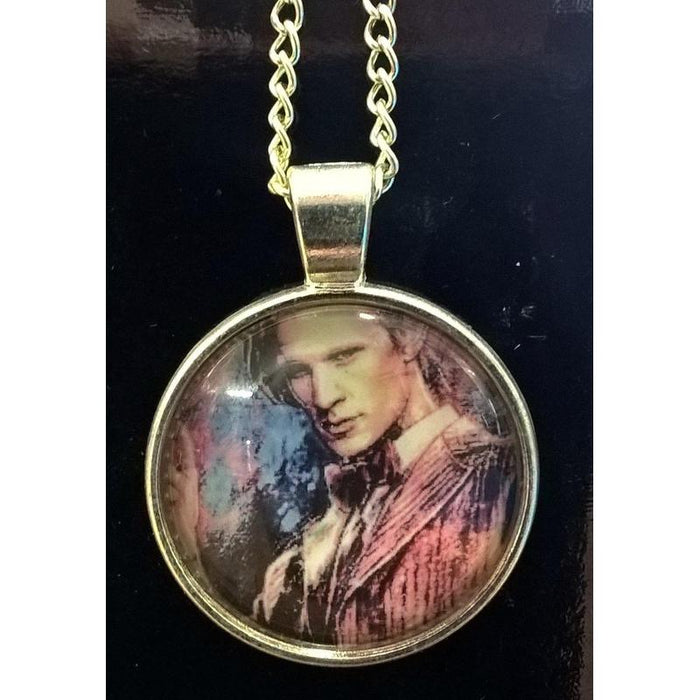 Matt Smith Doctor Who Dome Necklace