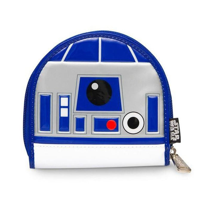 Loungefly Star Wars Coin Purse - R2-D2 & Boba Fett