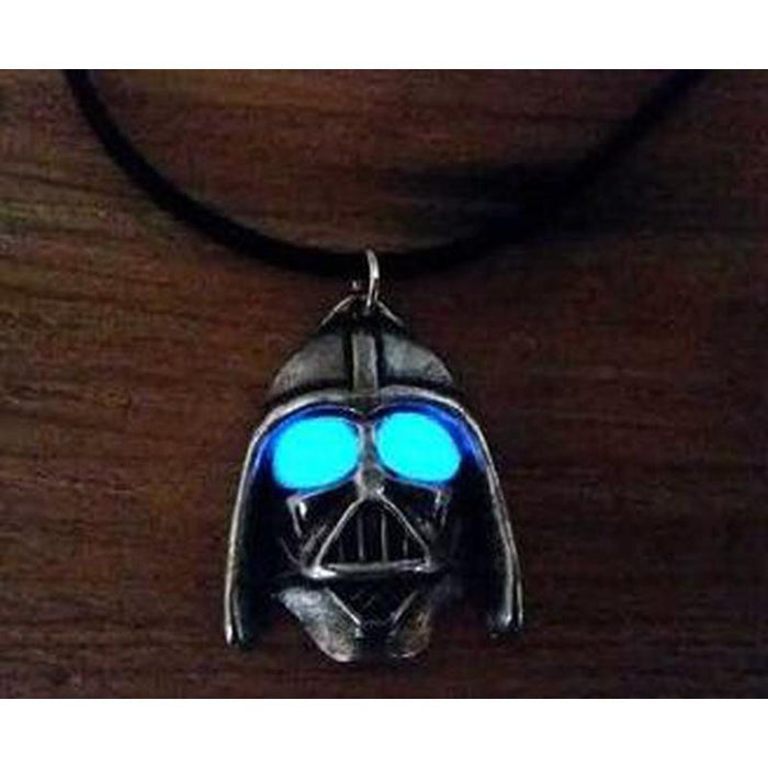 Darth Vader Glow in Dark Pendant
