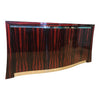 Macassar Ebony high Gloss Buffet Custom Made