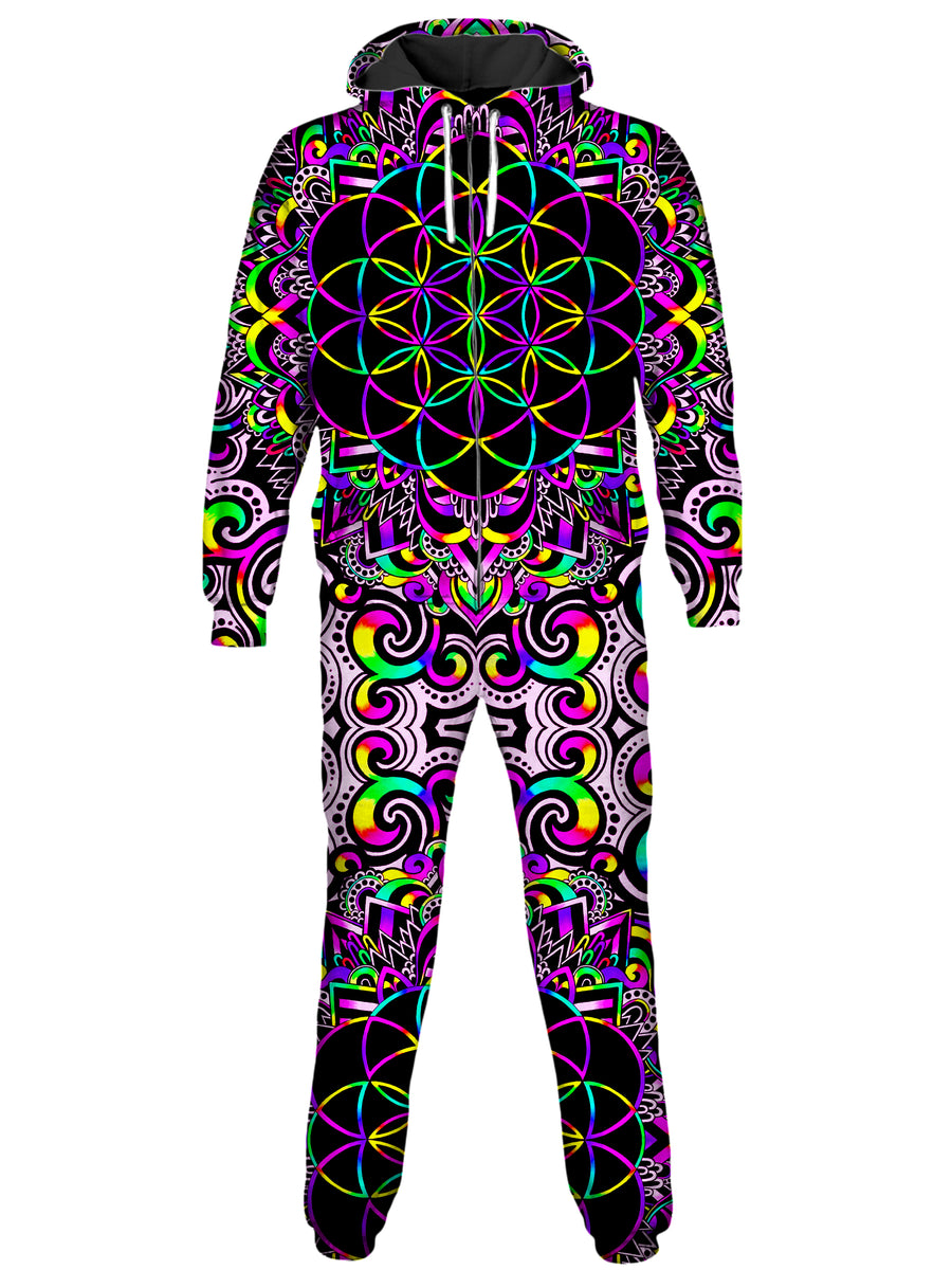 White Doodle Magic 2.0 Onesie