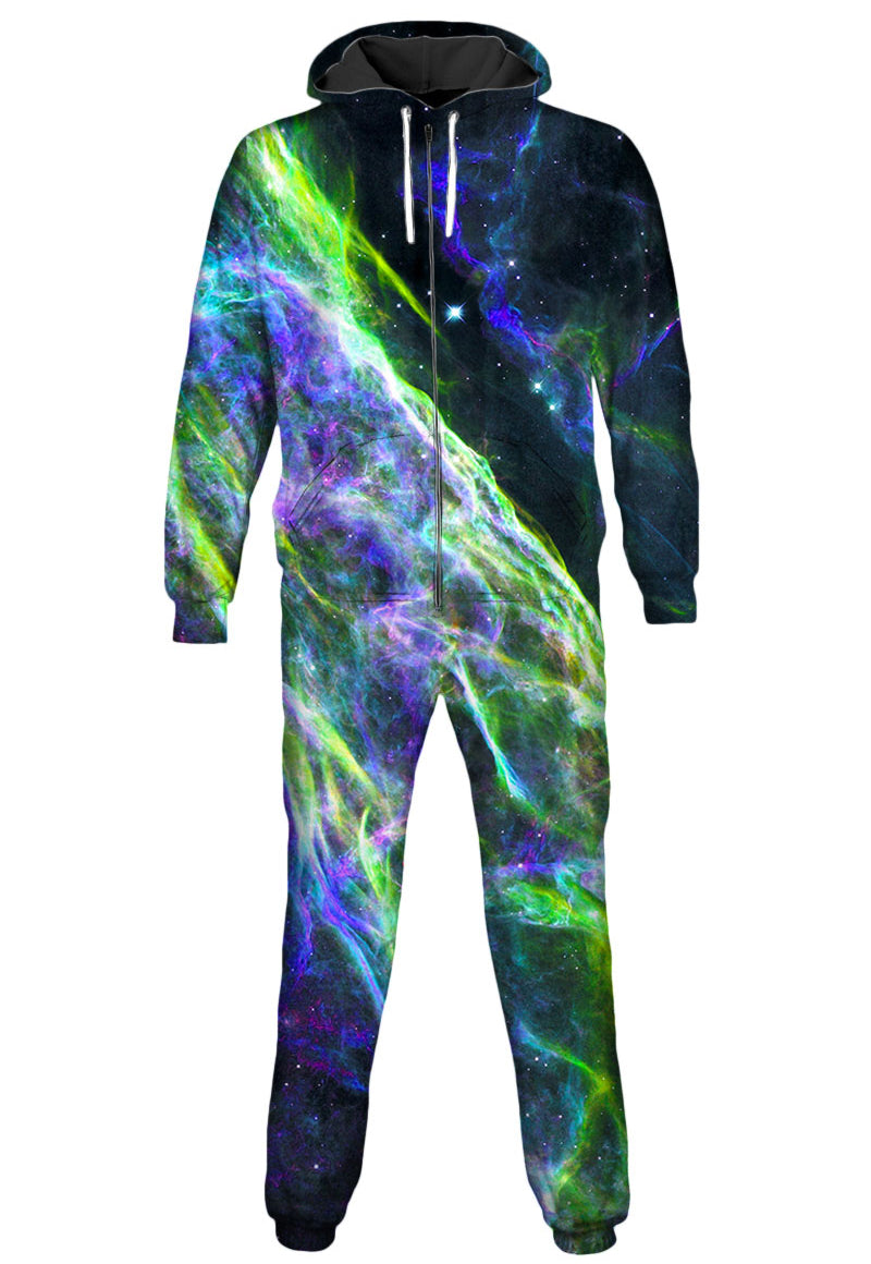 Electric Wave Onesie