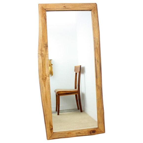 Haussmann Mirror Furniture Mirror Teak, 48