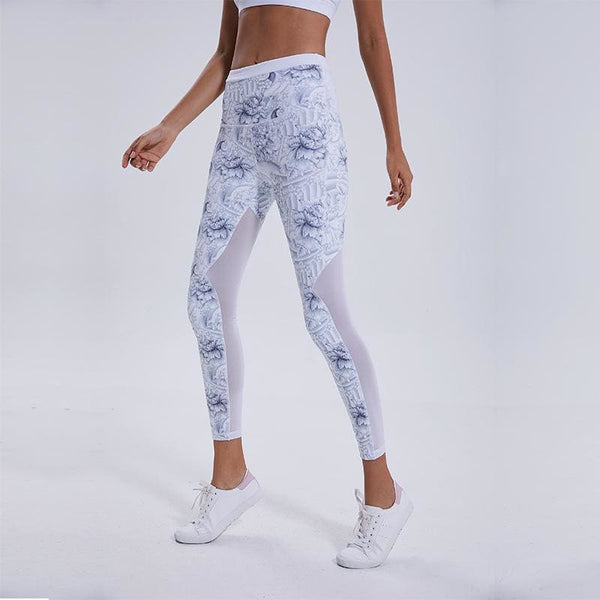 Magic Mesh Track Leggings