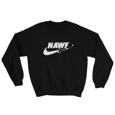 Original NAWF Sweater (Black/White) - ProjectNAWF